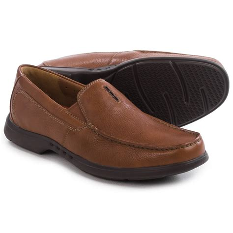 clarks loafers for clarks uneasley leather loafers for save 56
