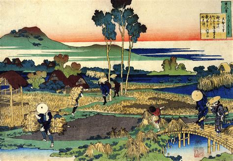 biography of hokusai japanese artist art of the day october 2014
