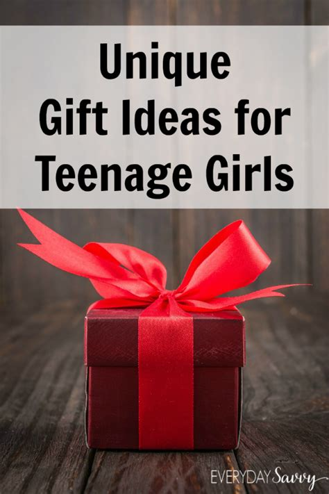 unique gift ideas for women fun unique gift ideas for teenage girls teen girls