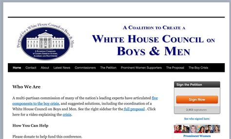 the white house boys martin brossman establishes social media presence for