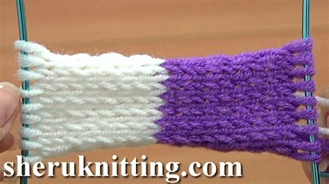invisible cast on the provisional invisible cast on tutorial 1 method 18 of