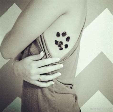 paw print tattoos tattoo designs tattoo pictures