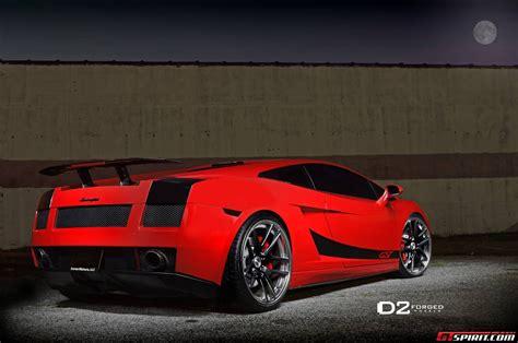 Wheels Lamborghini Gallardo Lamborghini Gallardo With Mb8 D2forged Wheels Gtspirit