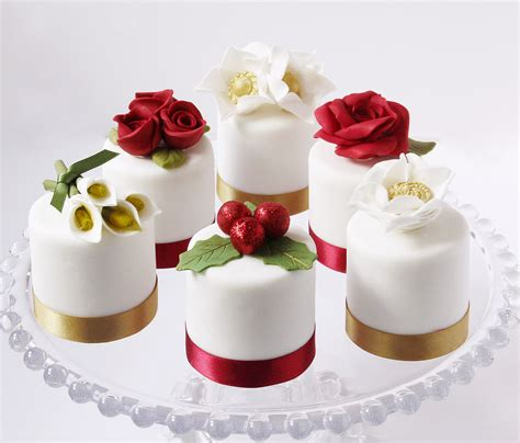 Mini Cakes by Mini Cakes Luxury Collection The Cookery