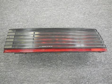 4th gen trans am tail lights camaro firebird 2nd gen 70 81 gm sports autos post