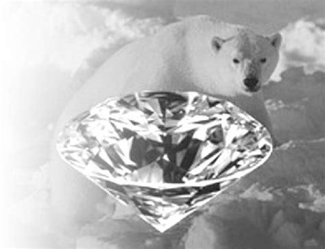 Polar Diamonds In The canadian fashion chic the fashion ezine