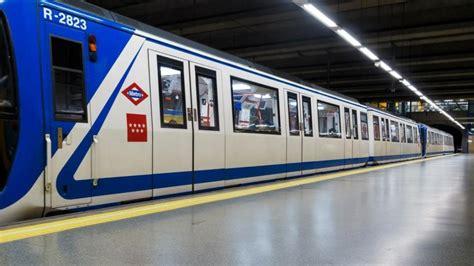 cadenaser madrid 218 ltimas noticias sobre metro madrid cadena ser