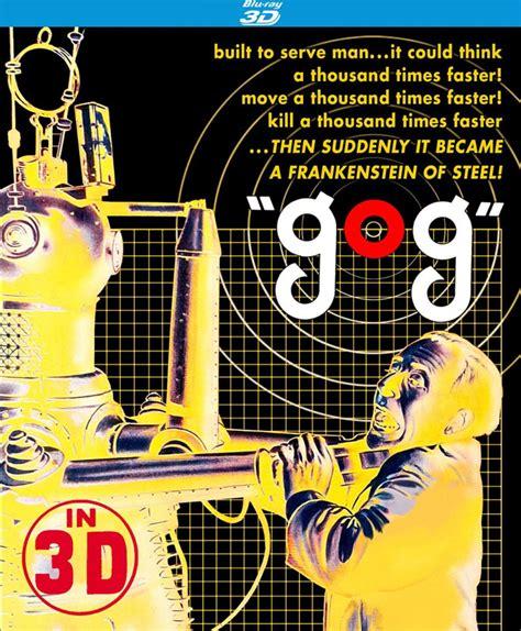 Gog Gift Card - gog 1954 blu ray 3 d gog 1954 blu ray 3 d 19bg20 26 99 monsters in motion