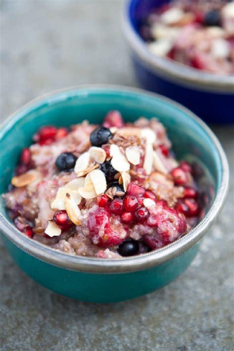new year porridge recipe start your healthy new year mornings with quinoa porridge
