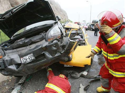 imagenes impresionantes de accidentes accidentes de tr 225 nsito han dejado 261 muertos en lima en