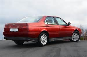 Alfa Romeo 164 Q4 Alfa Romeo 164 Q4 1995 Sprzedana Gie蛯da Klasyk 243 W
