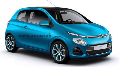 citroen c1 2020 well that was fast citroen c1 rendering appears