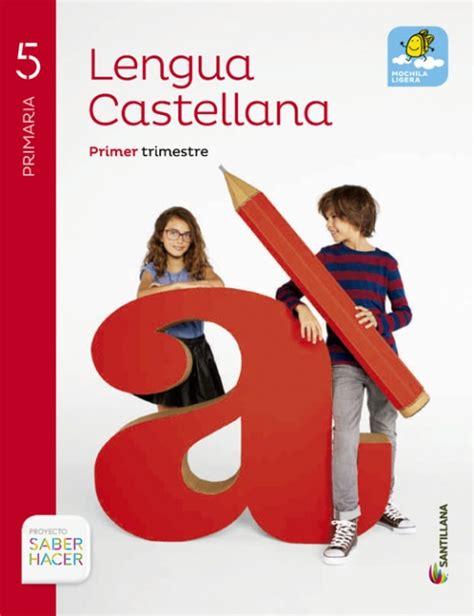 libro proyecto saber hacer lengua santillana proyecto saber hacer newhairstylesformen2014 com
