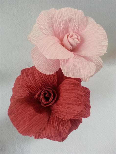 Crafts Using Crepe Paper - 1000 images about prop paper flowers on