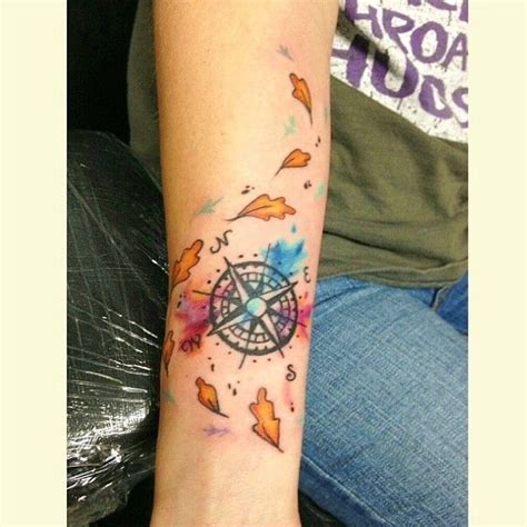watercolor tattoos bristol best 25 pocahontas compass ideas on