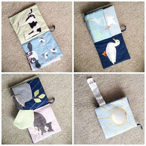 Ikea Leka Mainan Gantung Bayi jual ikea leka buku kain untuk bermain anak toddler
