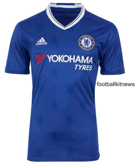 Jersey Chelsea Home 2019 new chelsea home jersey 2016 17 adidas cfc kit 16 17 revealed football kit news new soccer