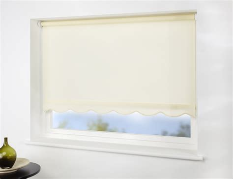 roller shades with scalloped edge universal scalloped edge roller blind blinds express nets