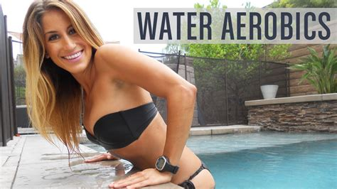 4 Pros And Cons Of Getting Fit With Friends by Get Fit In The Pool Water Workout