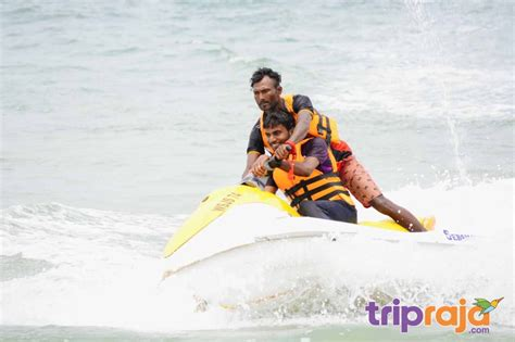 jet ski boat ride watersports activities in goa guide locations