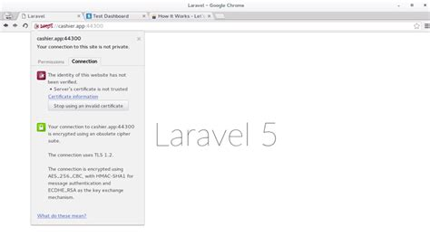 laravel transaction tutorial process payments with stripe and laravel cashier http vs
