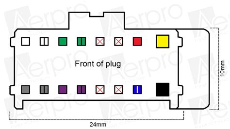 pioneer 16 pin wiring diagram 04 trailblazer radio wiring
