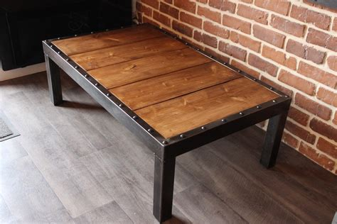 Table Basse Avec Rangement Pas Cher