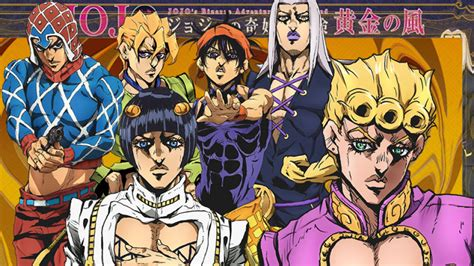 2845809131 jojo s bizarre adventure golden viz details anime expo acquisitions