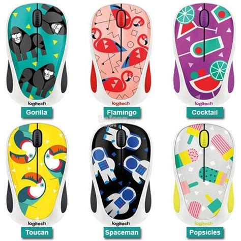 Logitech M238 Wireless Mouse Flamingo Collection 1 logitech collection m238 wirel end 3 4 2018 12 15 pm