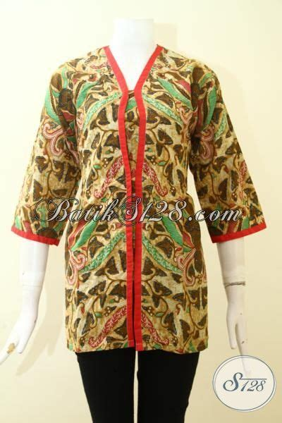 Desain Baju Batik Yang Cantik | busana batik terjangkau dengan kwalitas desain yang mewah