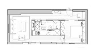 Floor Plans For Small Apartments Small Apartment In Tel Aviv With Functional Design