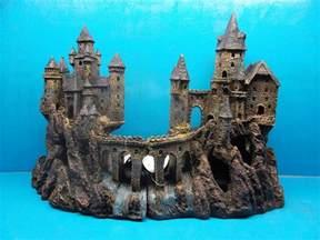 penn plax rrw9 or 10 age of magic castle aquarium
