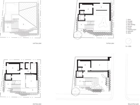 cake shop floor plan sunnyhills cake shop by kengo kuma encased within