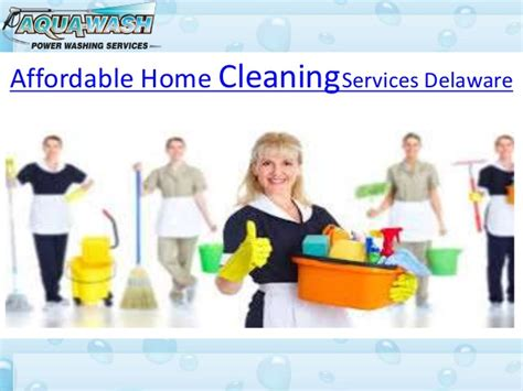 affordable home cleaning services delaware