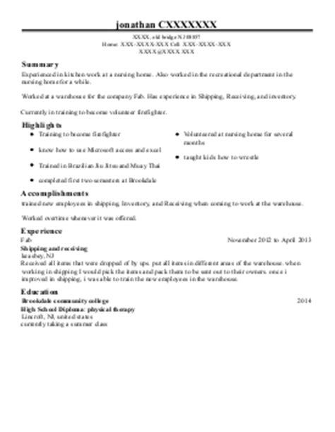 Sle Resume For Kitchen Installer Cabinet Installer Resume Sales Installer Lewesmr