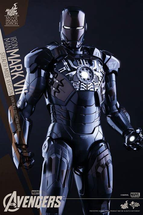 Design Custom Ironman 008 Iron Vii Stealth Edition Figure By