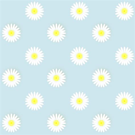 pattern paper flowers free free printable daisy flower scrapbooking paper pdf and