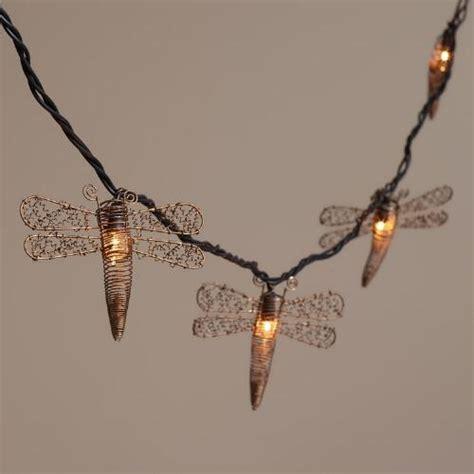 copper dragonfly 10 bulb string lights world market