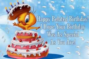 belated happy birthday wishes quotes messages images