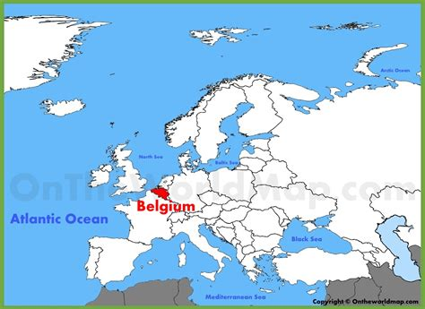 map of europe belgium europe map belgium thefreebiedepot