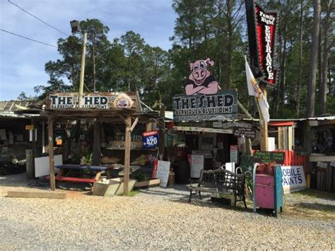The Shed Restaurant In Mississippi by The Entrance Picture Of The Shed Gulfport Tripadvisor