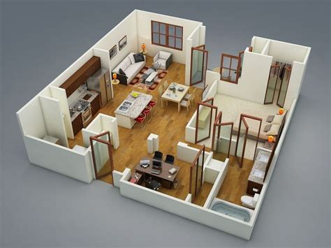 nice one bedroom apartments 17 best ideas about 2 bedroom apartments on pinterest