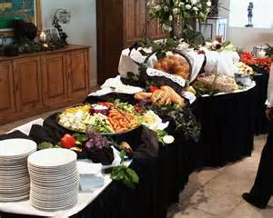 Catering Buffet Table Setup Buffet Set Up Food