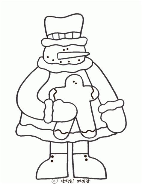 search results 187 gingerbread man colouring sheet