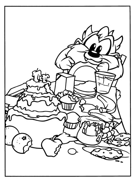 coloring pages of cartoon food cute food coloring pages az coloring pages