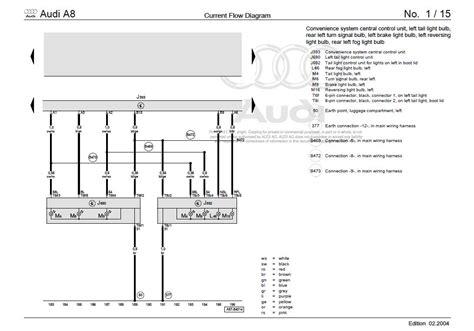 audi a6 wiring diagram 2000 audi a6 headlight wire diagram 35 wiring diagram