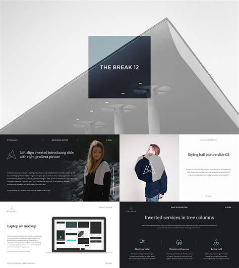15 Creative Powerpoint Templates For Presenting Your Innovative Ideas Powerpoint Template Design