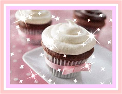 cupcake gif cupcake glitter gifs picgifs
