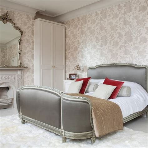 ideas for wallpaper in bedroom glamorous bedroom decorating ideas housetohome co uk