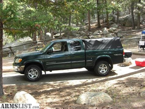 Toyota Tundra Soft Topper Armslist For Sale 2000 2006 Toyota Tundra Soft Topper